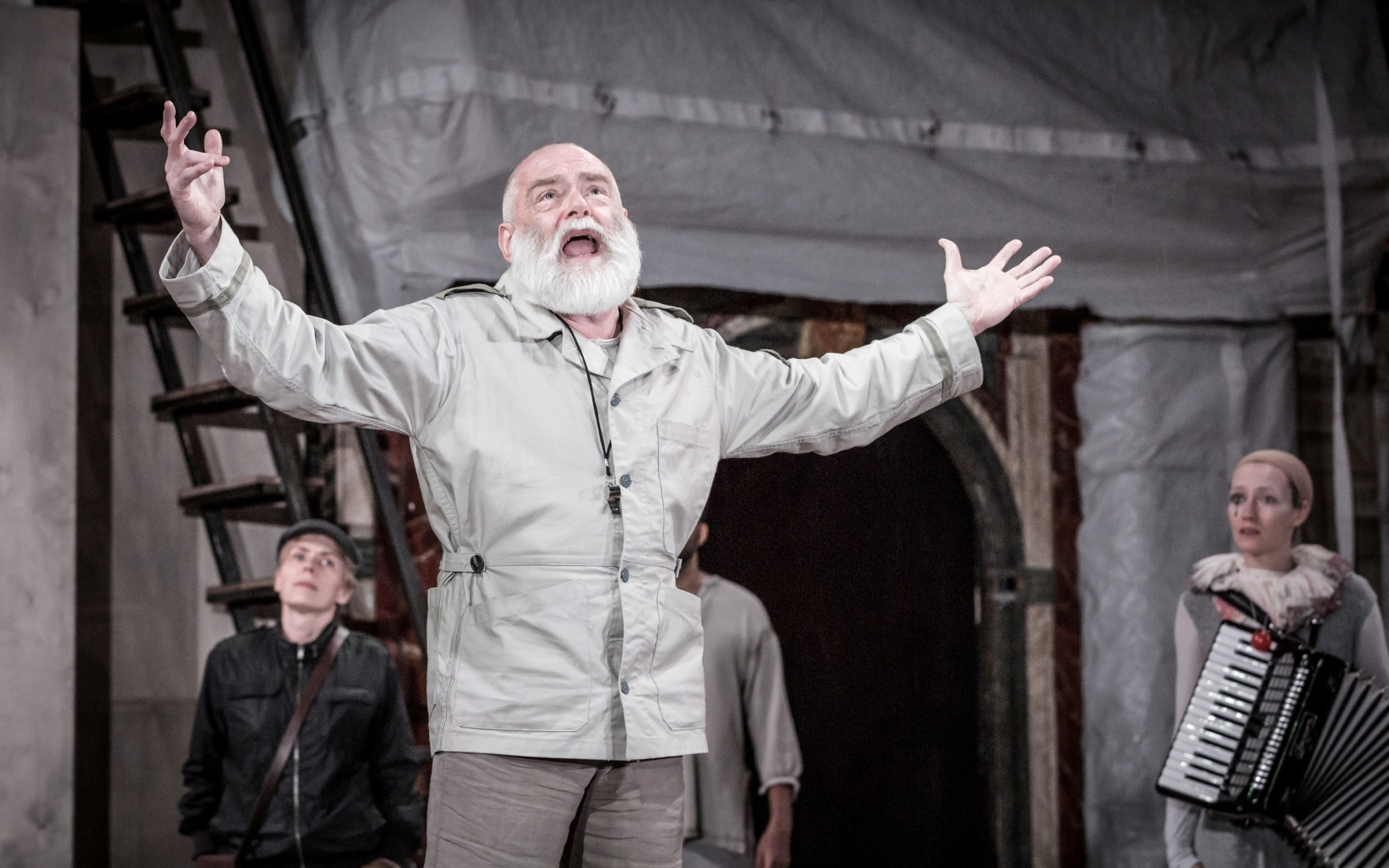 Kevin R McNally as Lear_credit Marc Brenner_